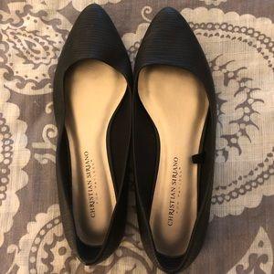 Shoes - Women's Black Flats